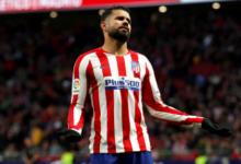 Costa Mengakhiri Kontraknya di Atletico