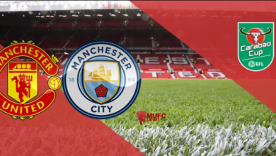 Derby Manchester Pada SF Carabao Cup