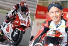 Dimas Ekky Gagal Balap Dengan MRTI