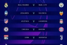 Hasil Drawing Liga Champions 2019 - 2020 | mediabola.net