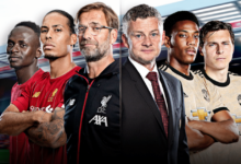 Manchester United Pesaing Liverpool