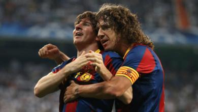 Menurut Puyol, Messi Yang Terhebat
