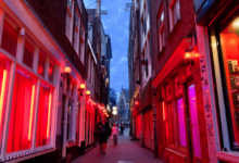 Red Distric Amsterda,