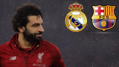 Salah Tertarik Ke Madrid Barca