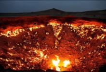 Turkmenistan Gate Hell