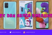 Spesifikasi dan Harga Samsung a51