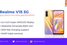 Xiaomi Realme V15