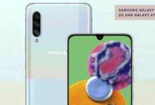 Samsung Galaxy A90 5G dan Galaxy A70s