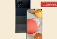 Situs Dukungan Samsung Galaxy M42 5G Ditayangkan di India