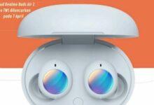Earbud Realme Buds Air 2 Neo TWS diluncurkan pada 7 April