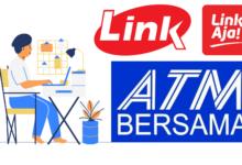 Apa Perbedaan ATM Link, Link Aja dan ATM Bersama