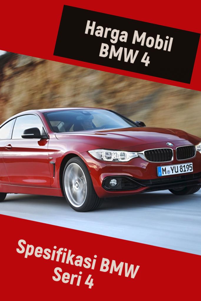 Harga Mobil BMW 4