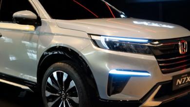 Mobil Terbaru Honda N7X Concept