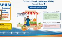 Cara Daftar Pengajuan BPUM Online