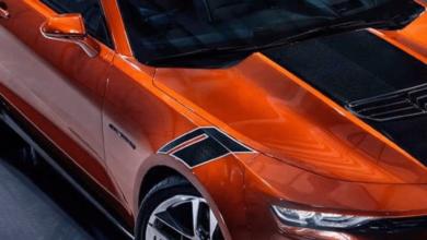 Chevrolet COPO Camaro 2022 ditawarkan mesin V8 572